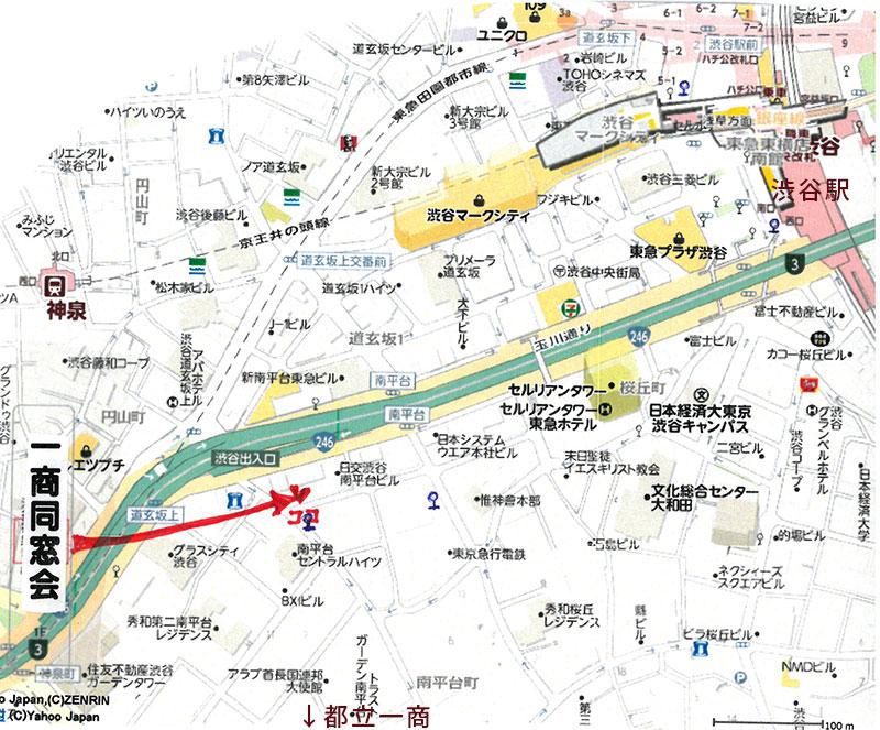 事務局地図